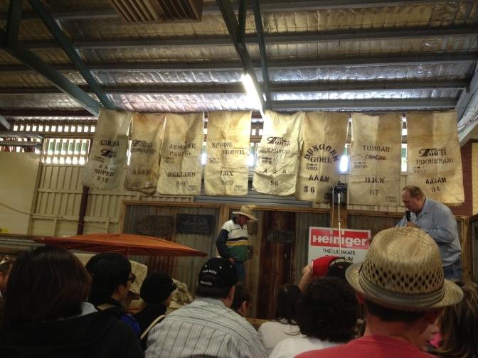 Burlap Shearers Moccasins