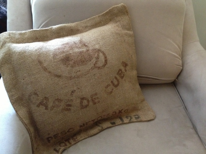 Prevent Burlap from Shedding – a Case Study